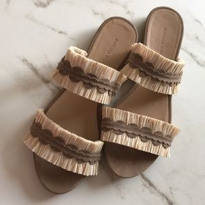 Banana Republic Flat Sandals